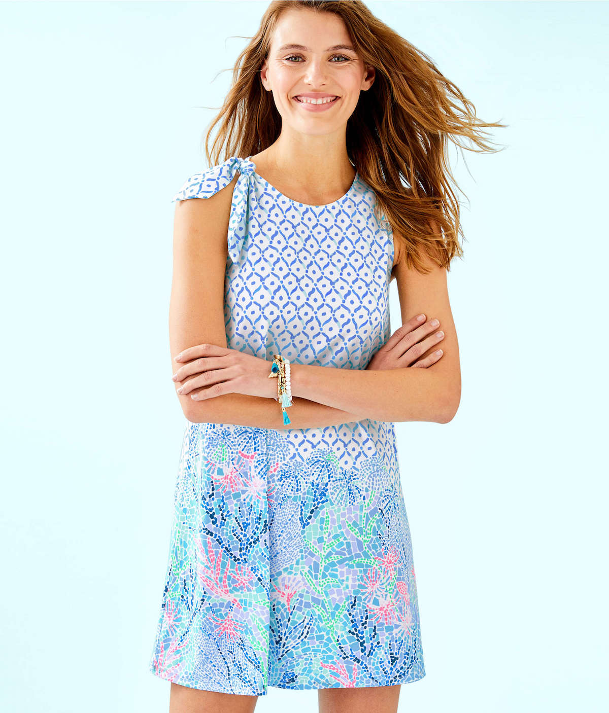 Lilly Pulitzer Luella Swing Dress