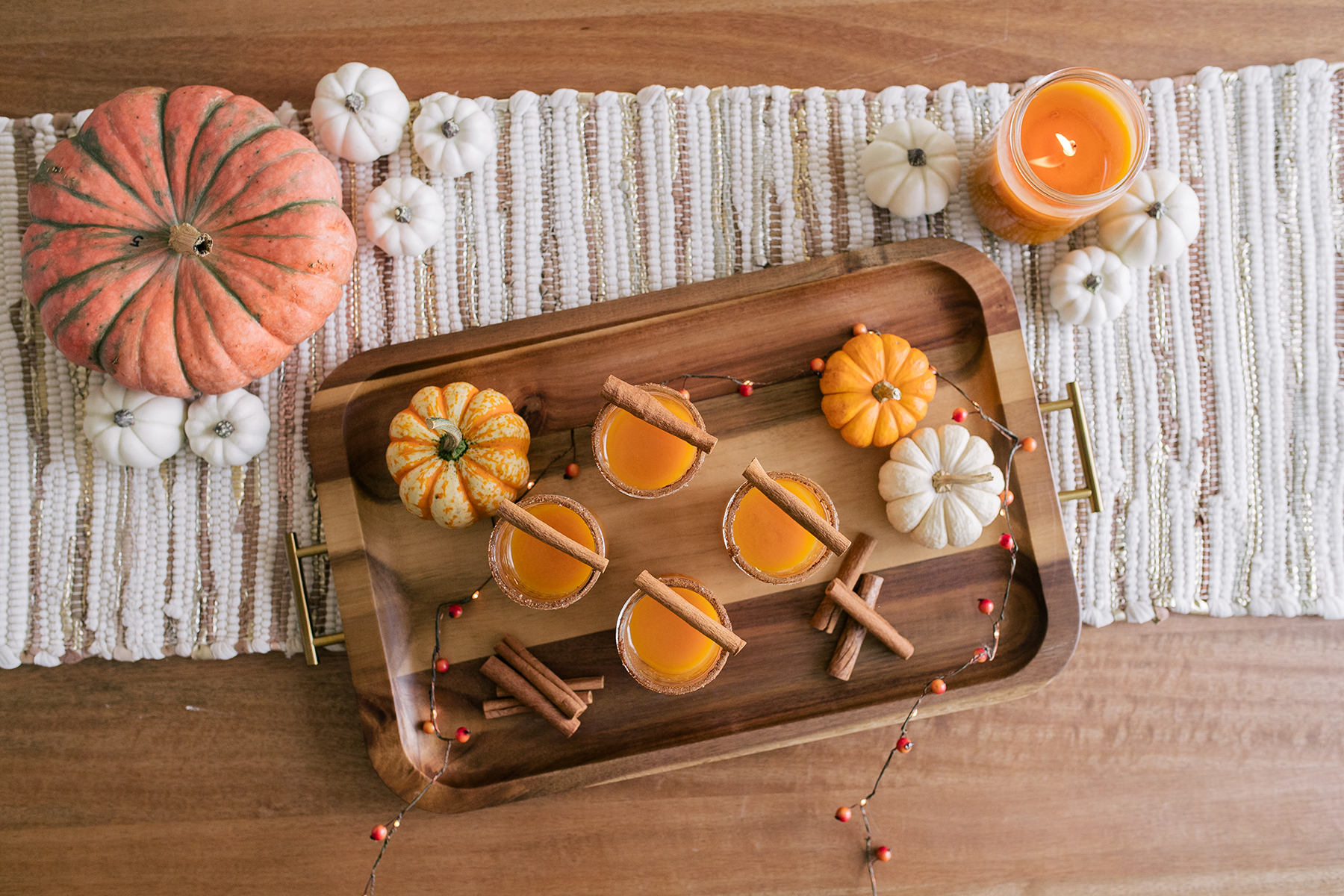 Pumpkin Spice Margarita Recipe