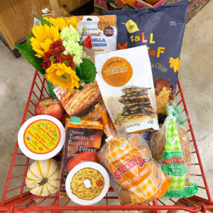 Trader Joes Fall Grocery Haul