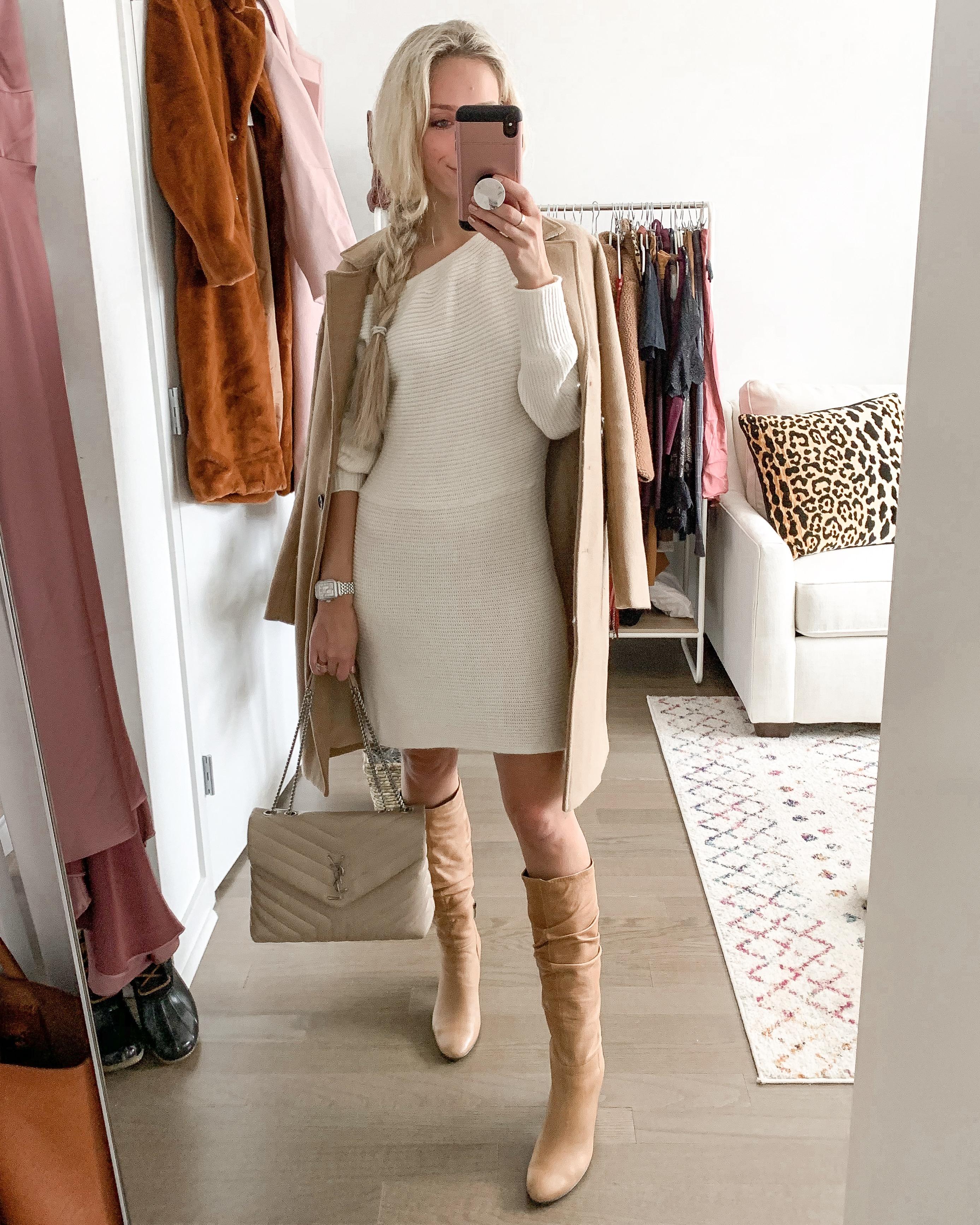 Abercrombie Sweater Dress