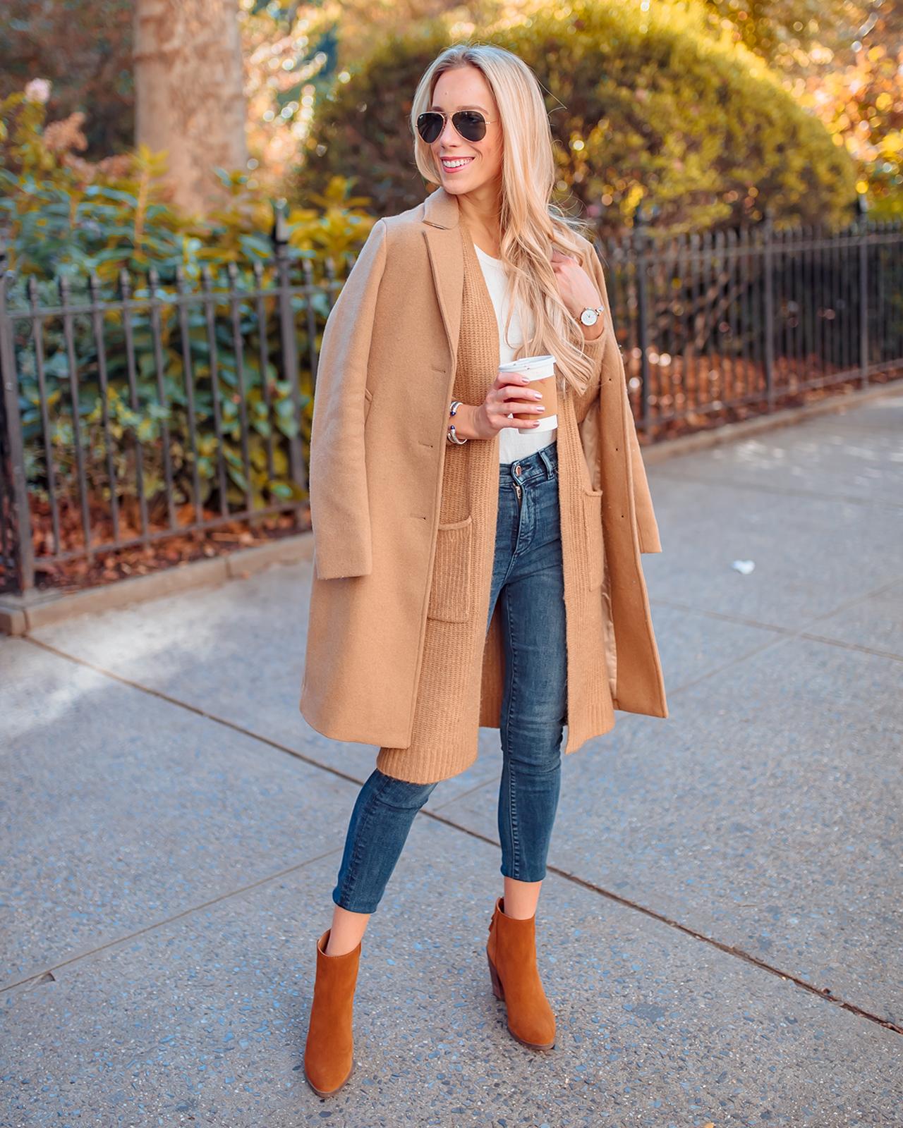 Abercrombie Wool Dad Coat