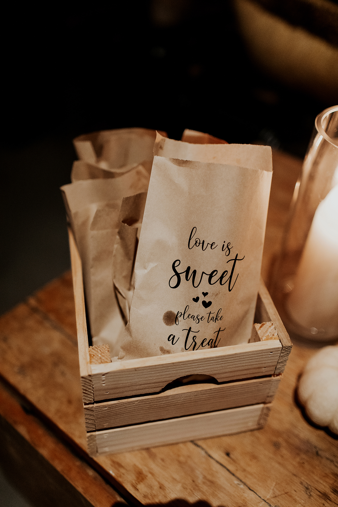 Personalized Decor and Favors