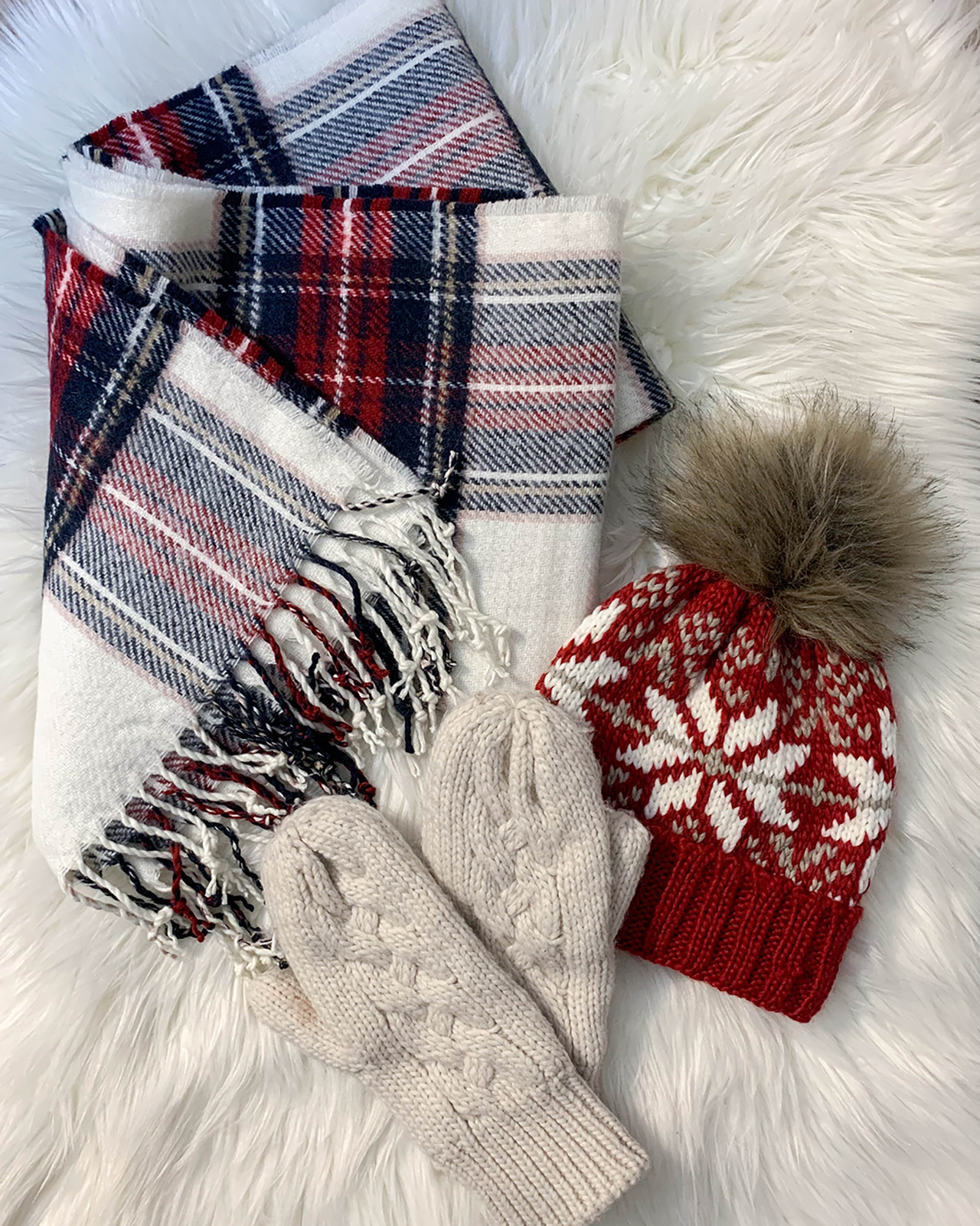 Abercrombie Winter Accessories