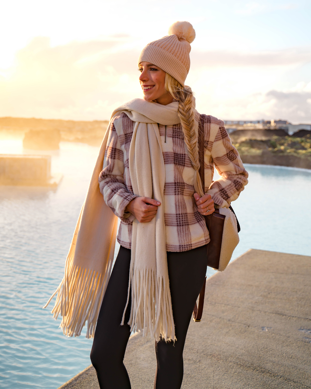 Anthropologie Sherpa Pullover Black Friday
