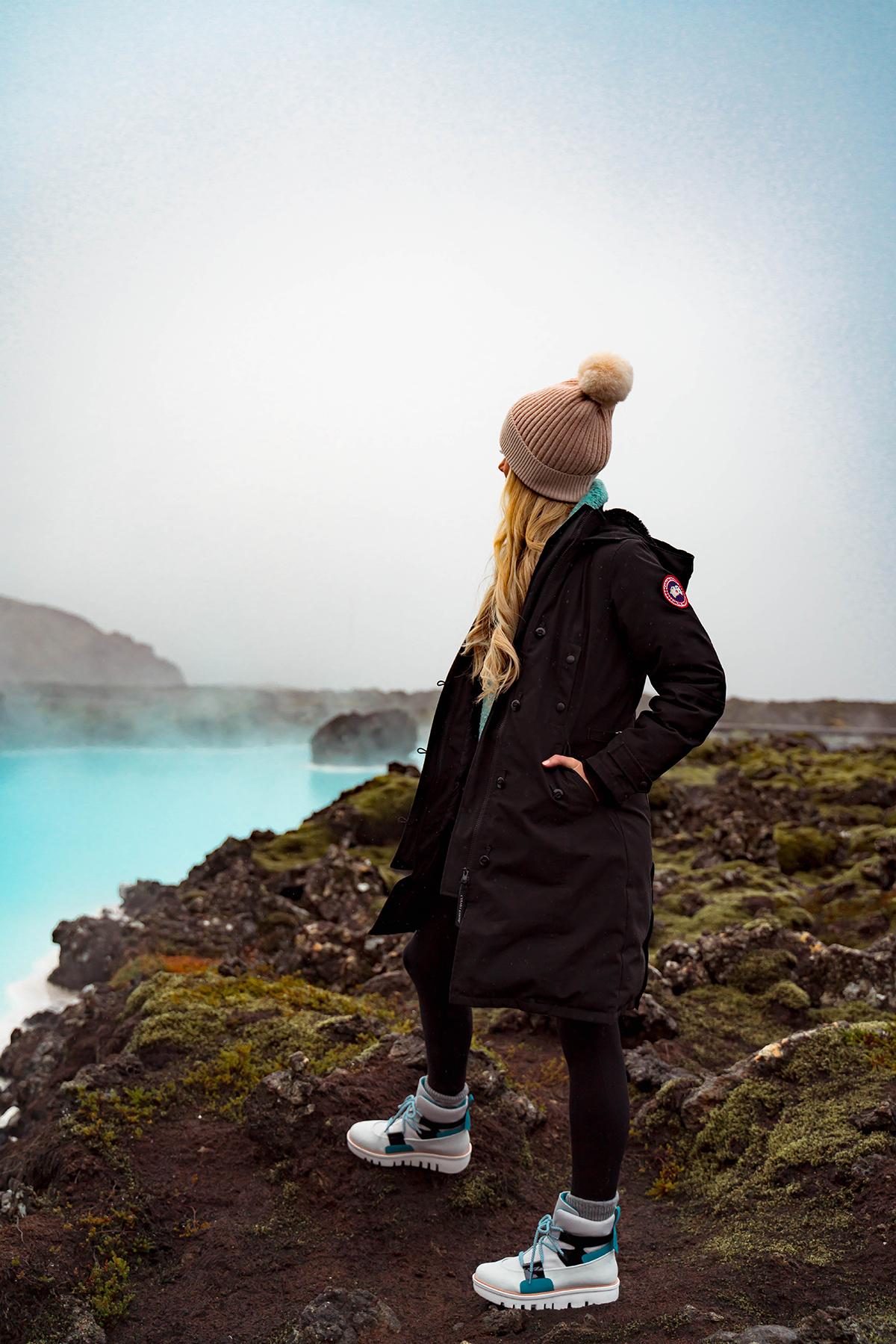Canada Goose Coat Iceland