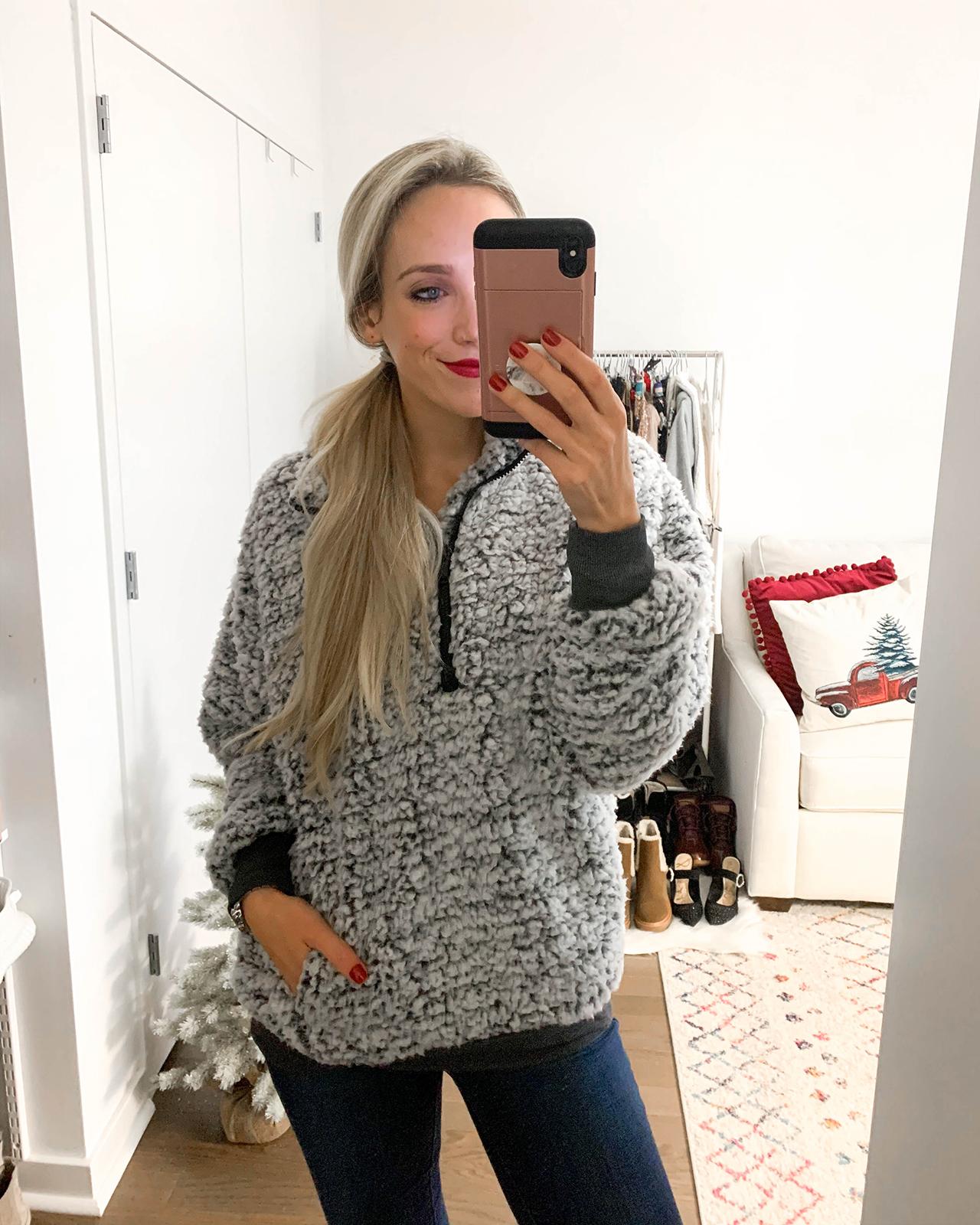 Express Fleece Pullover