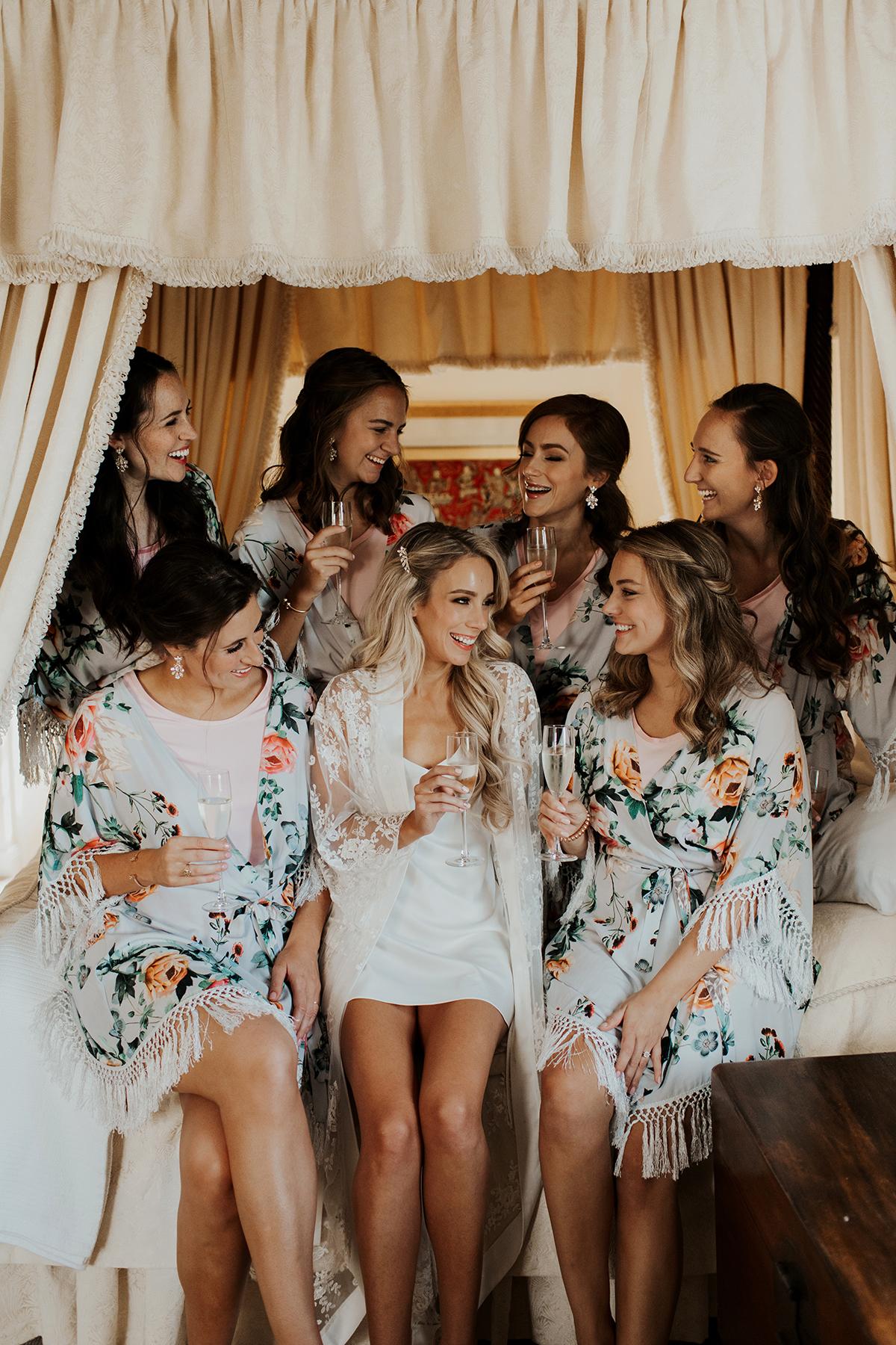 Katies Bliss Wedding Getting Ready Photos