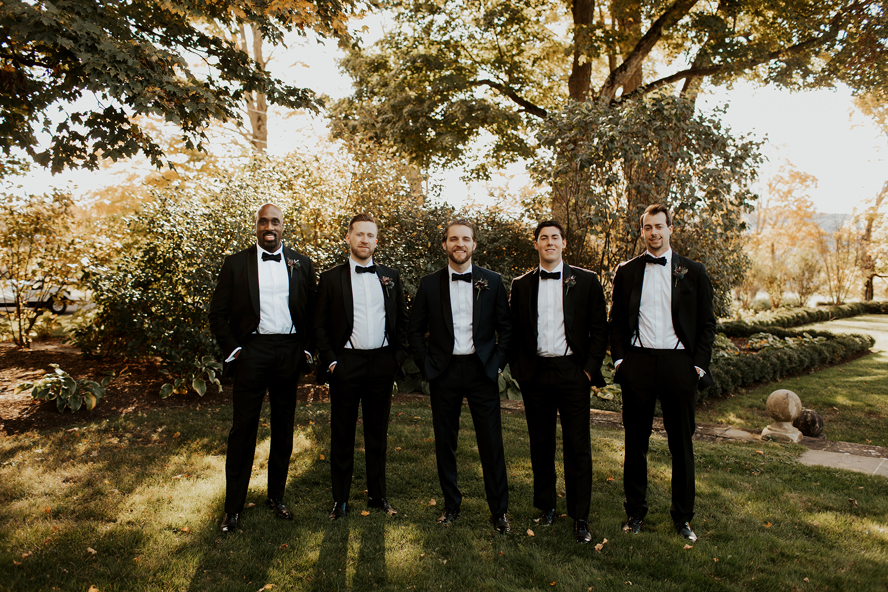 Katies Bliss Wedding Groomsmen