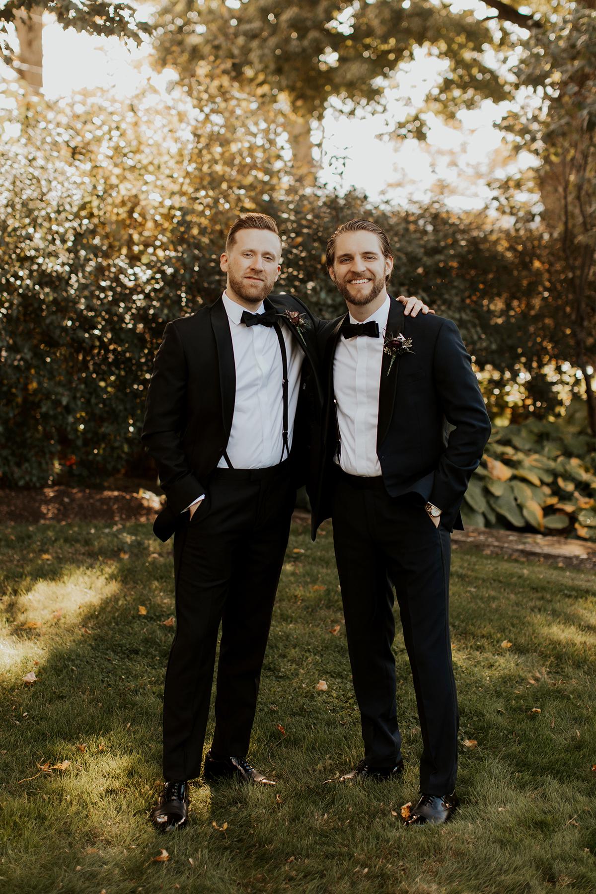 Katies Bliss Wedding Groomsmen