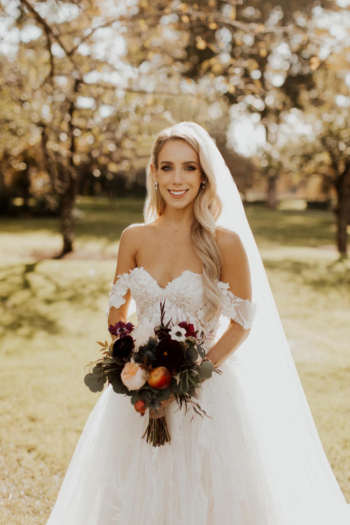 Katies Bliss Bridal Portrait Photos