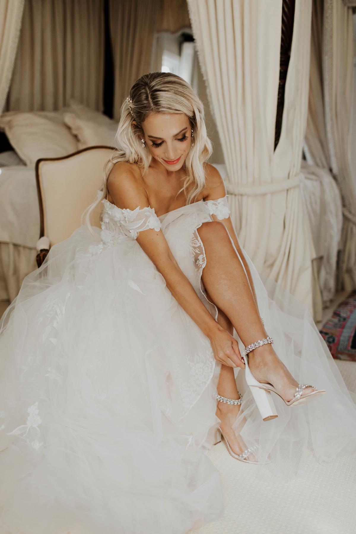 Katies Bliss Riki Dalal Juliet Wedding Gown