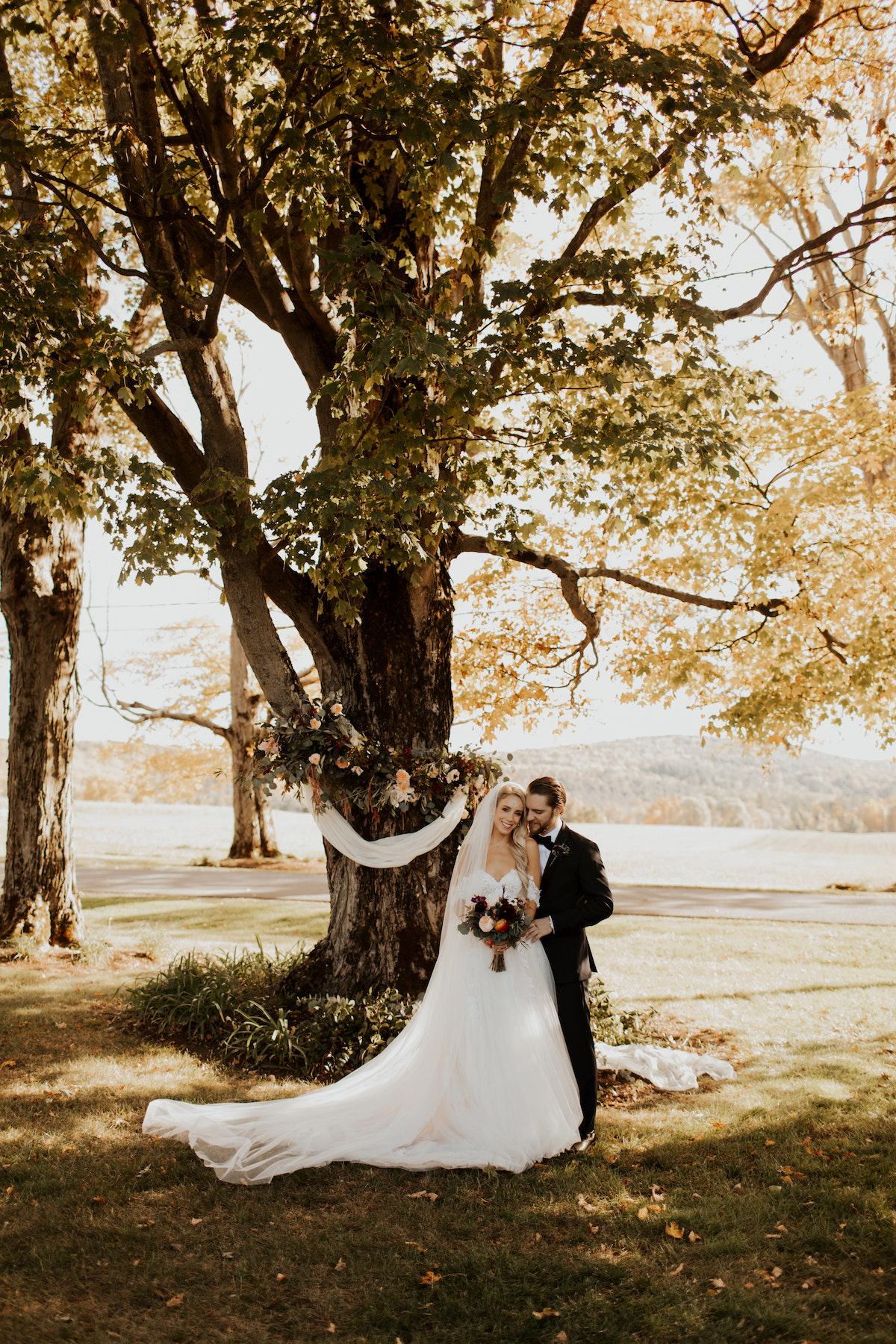 Katies Bliss Wedding Photos First Look