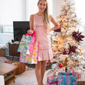 Lilly Pulitzer Abree Peplum Dress