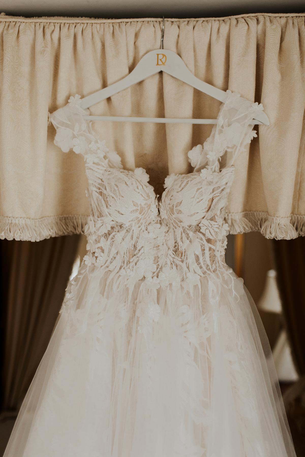 Riki Dalal Juliet Gown
