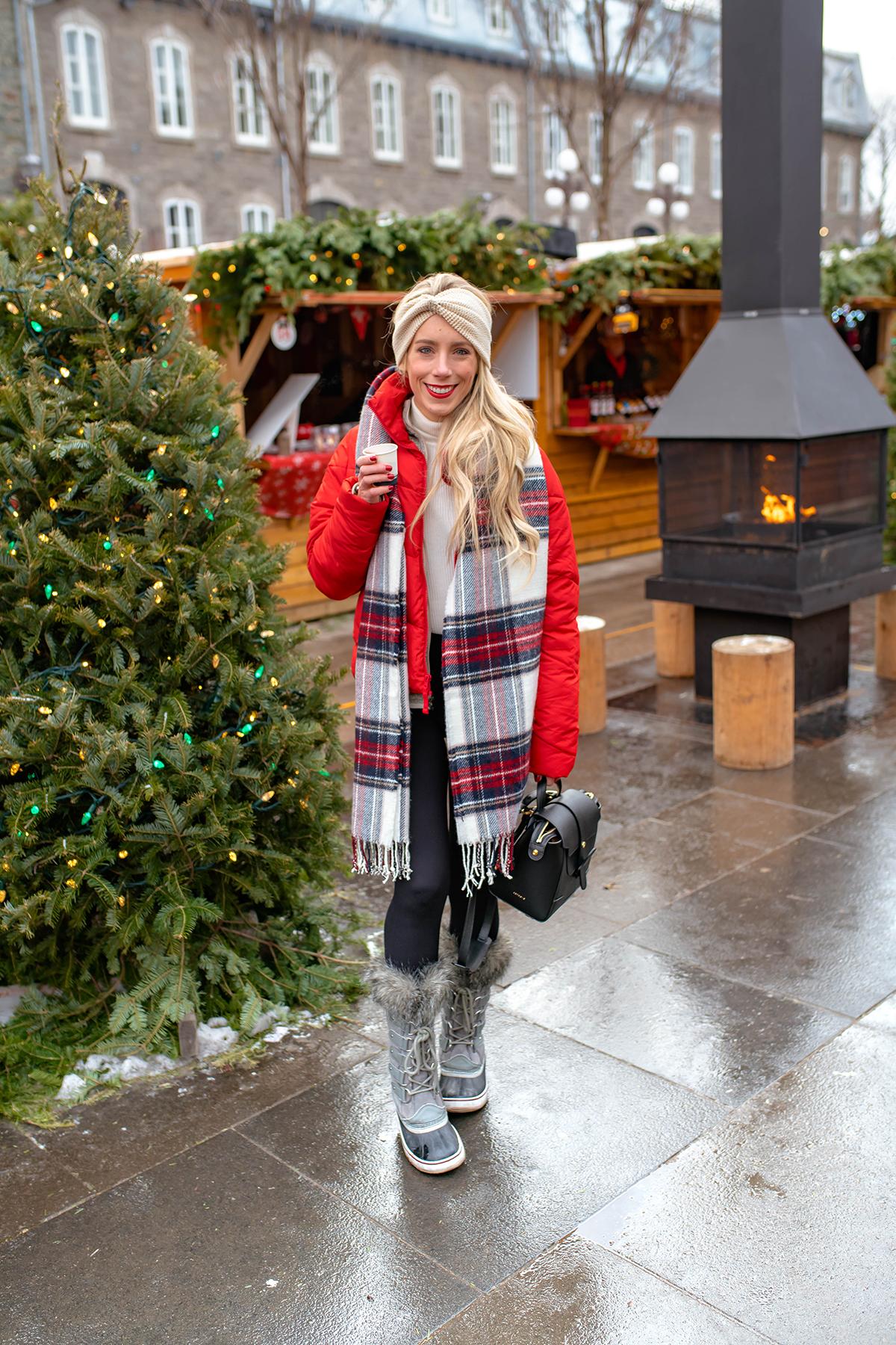 Quebec City Christmas Market