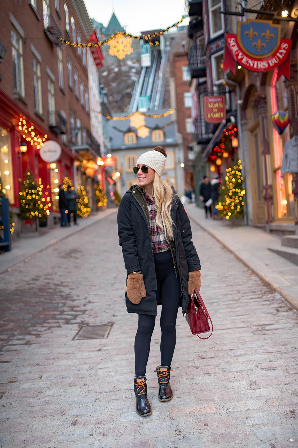 Quebec City Winter Travel Guide