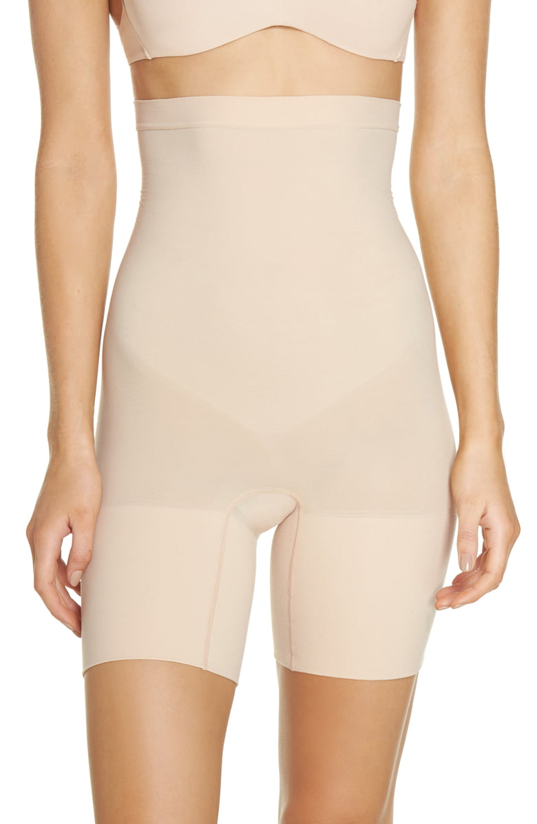 Spanx High Waist Shaping Shorts