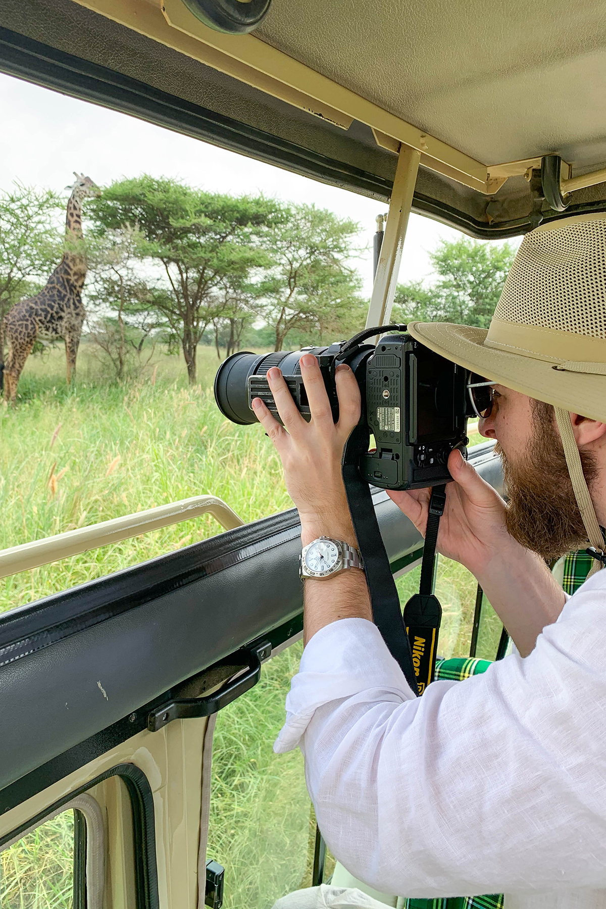 Katies Bliss Tanzania Safari
