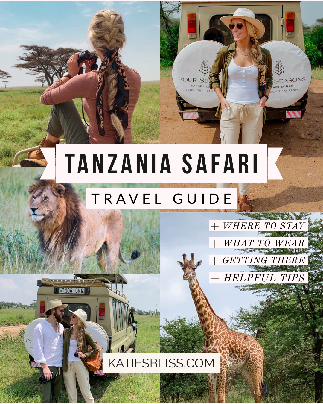 Story Pieces Of Best Marriage Advice Ever Collected Over Years: Tanzania Safari Itinerary + Four Seasons Serengeti Lodge