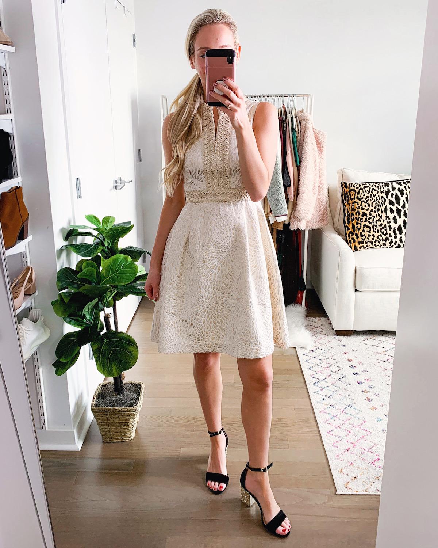 Lilly Pulitzer Franci High Collar Dress