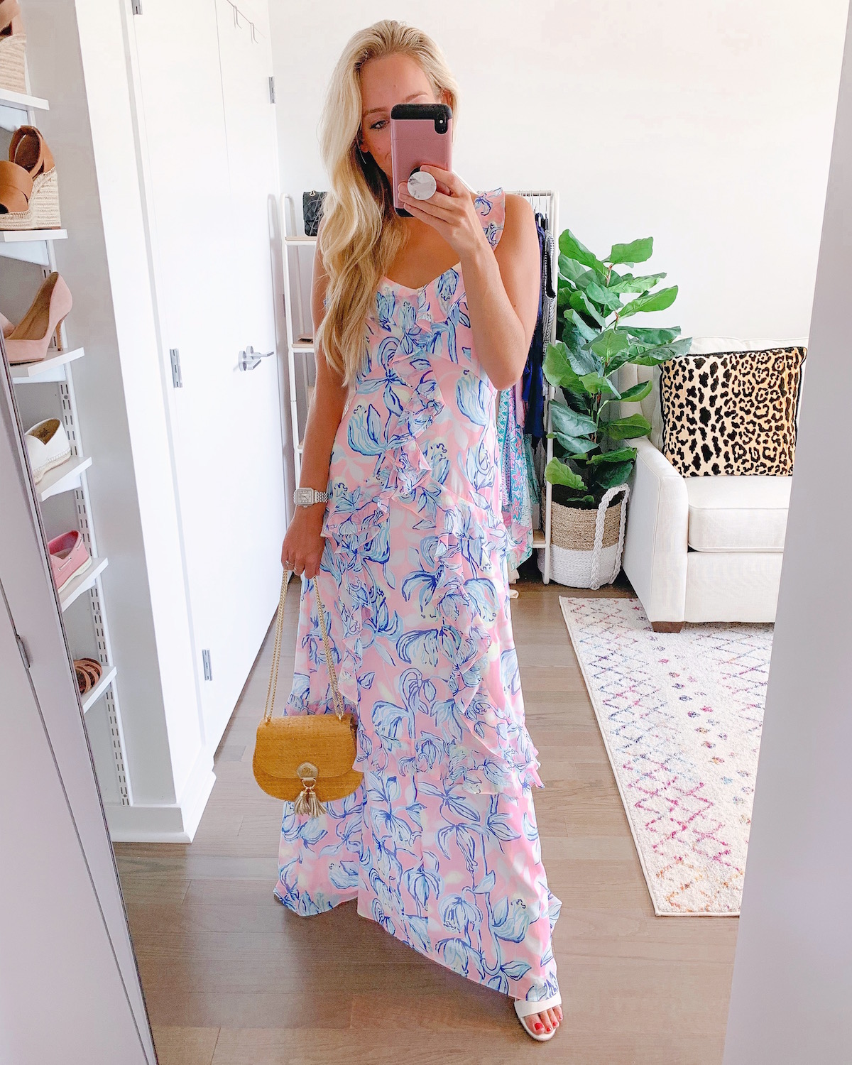 Lilly Pulitzer Riland Maxi Dress