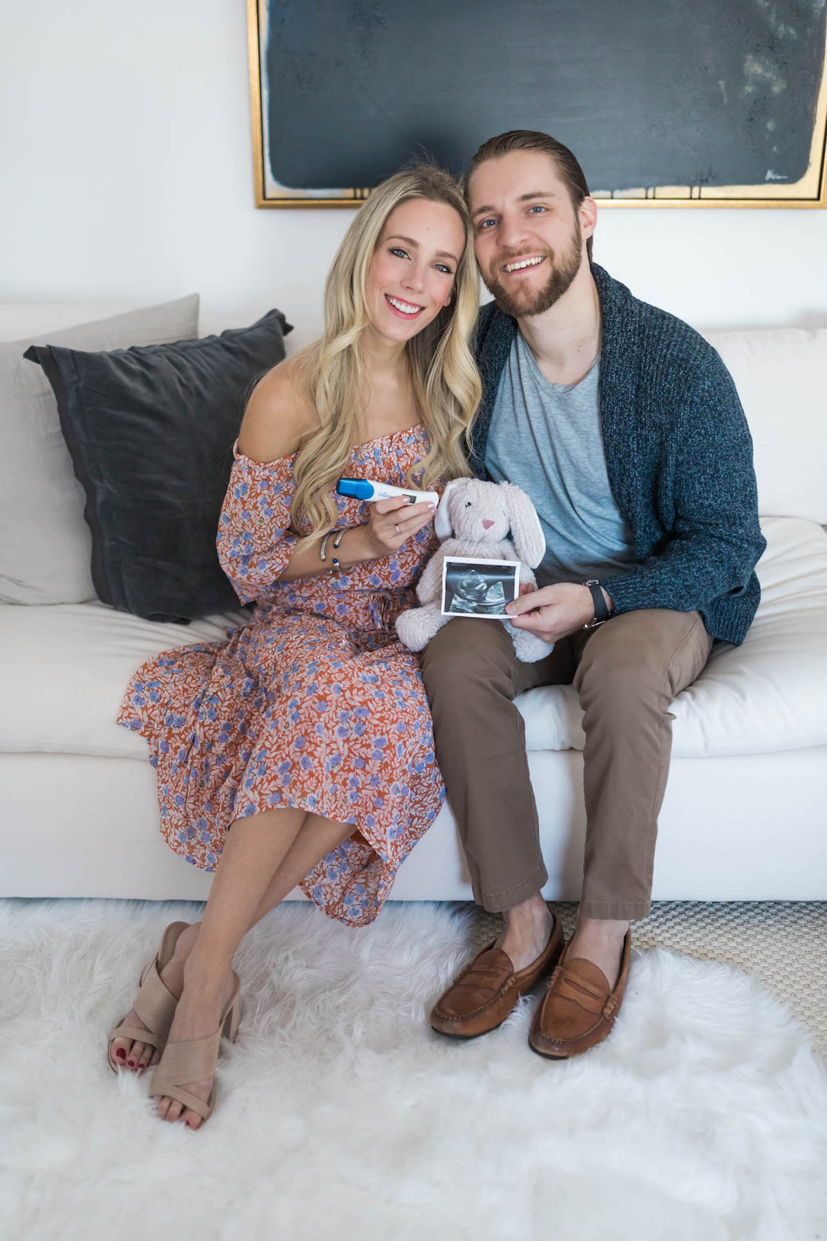 Katies Bliss Baby Announcement