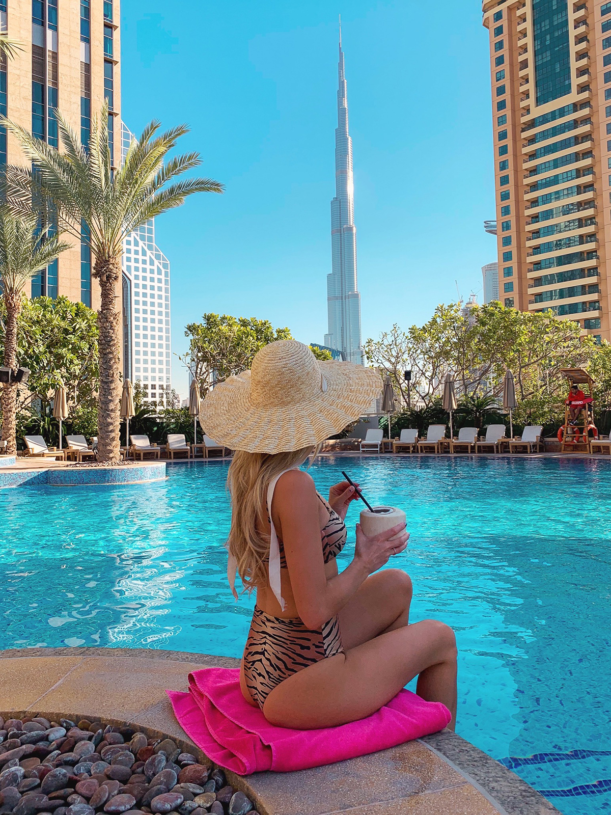 Katies Bliss Dubai Travel Guide