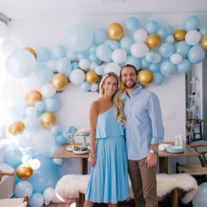 Katies Bliss Gender Reveal Party