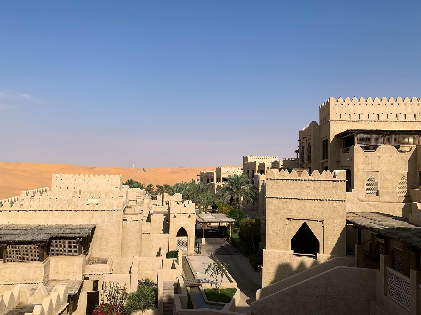 Qasr Al Sarab by Anantara Resort