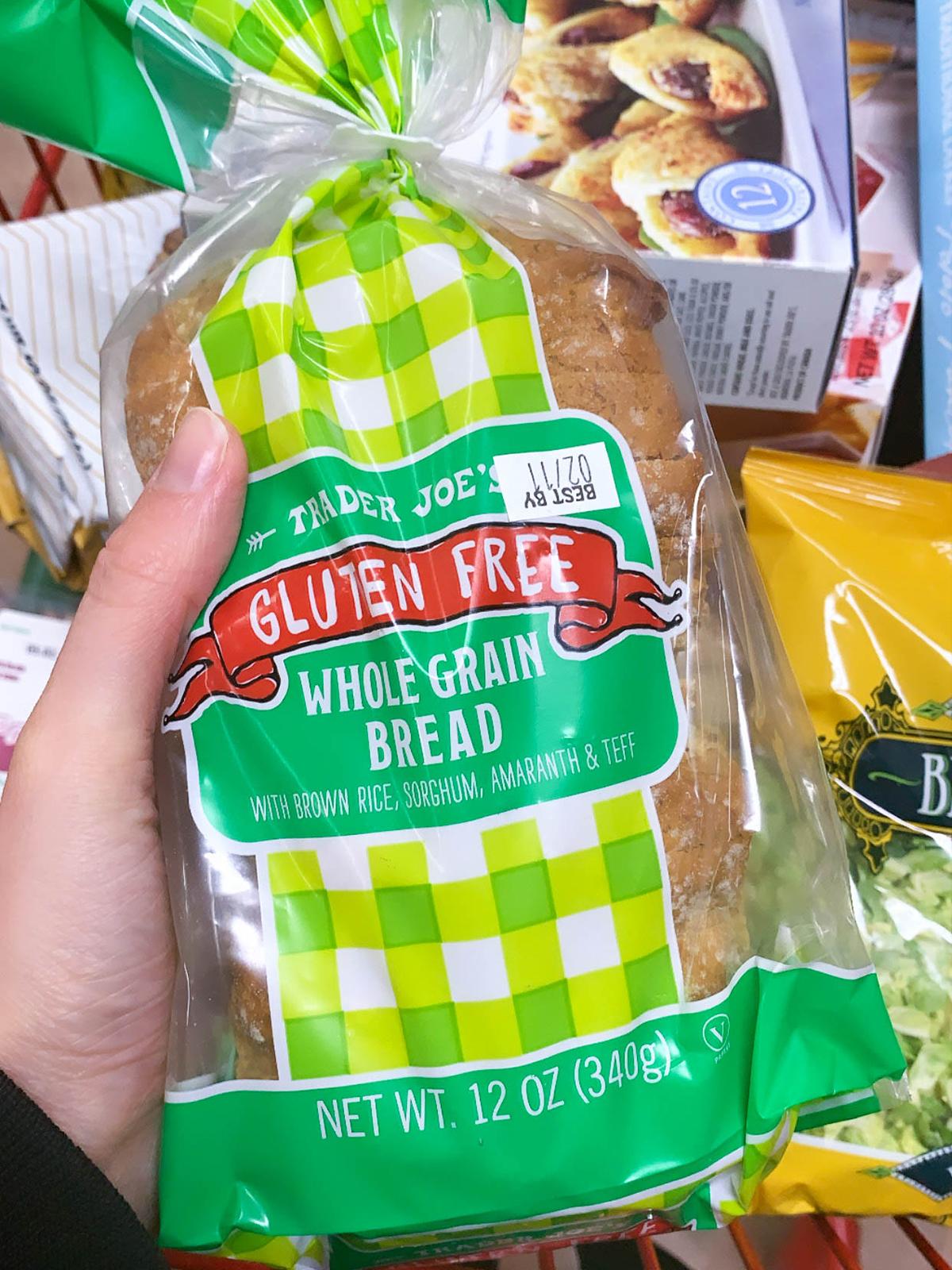 Trader Joes Gluten Free Bread