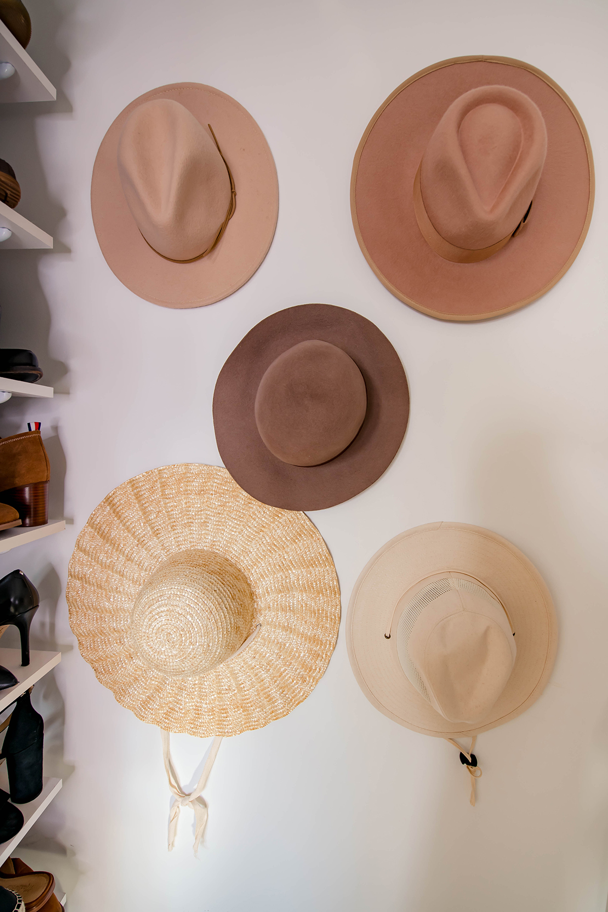 Hanging Hats On The Wall