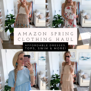 Katies Bliss Amazon Spring Haul