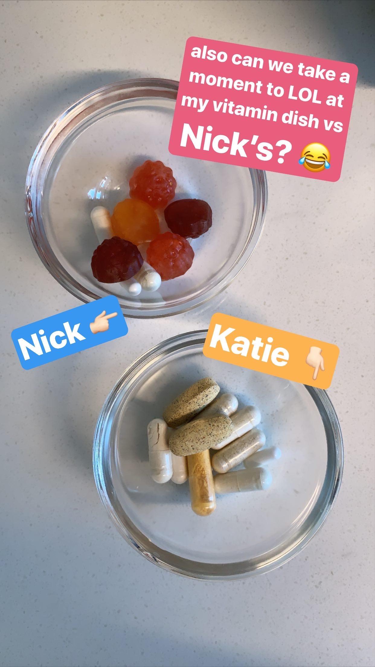 Katies Bliss Vitamins