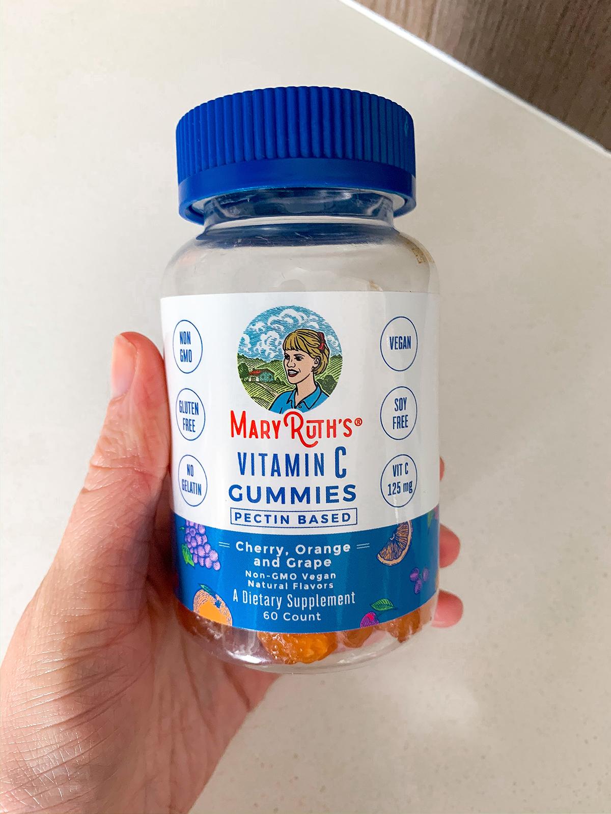 Mary Ruths Vitamin C Gummies