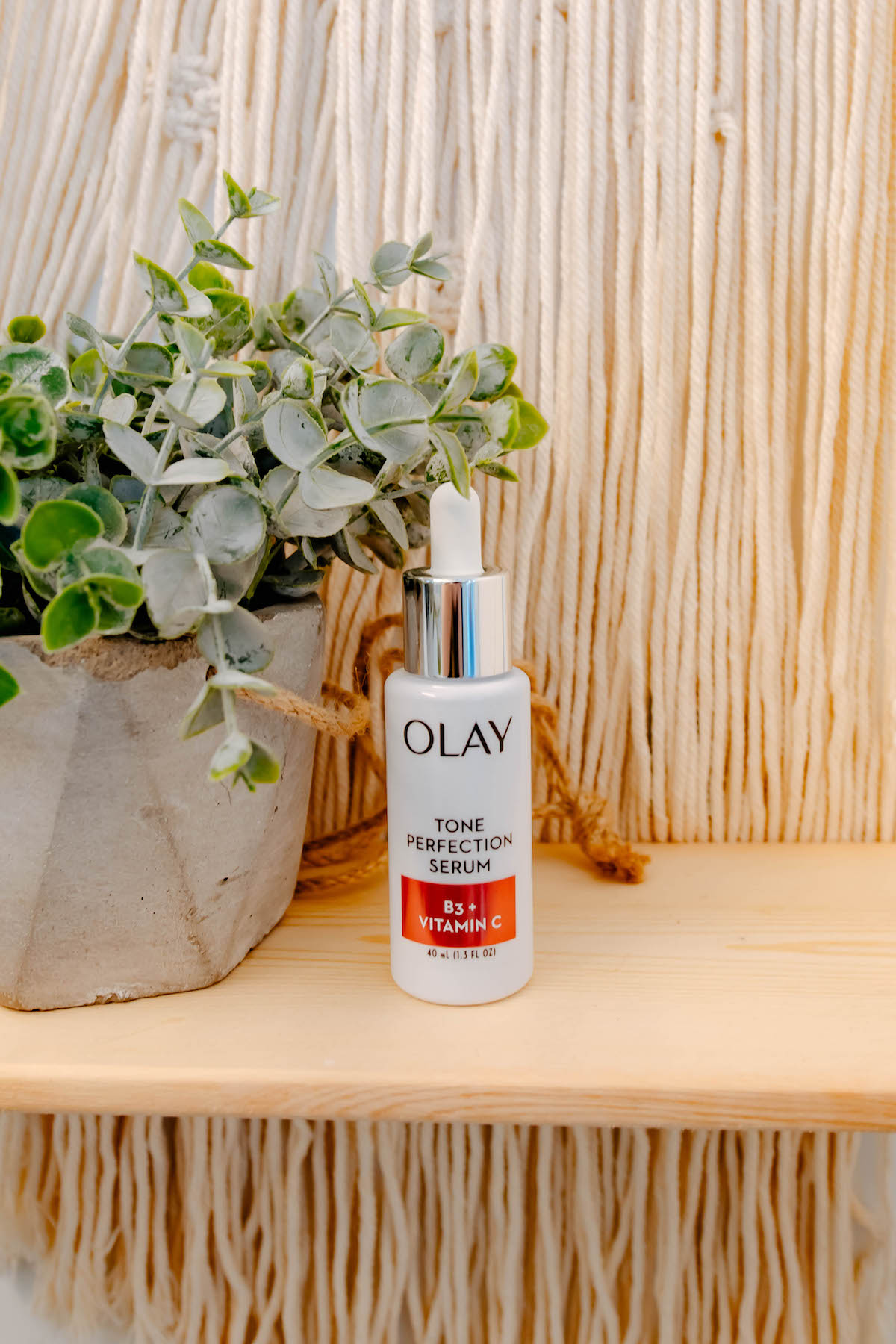 Olay Tone Perfection Serum Review