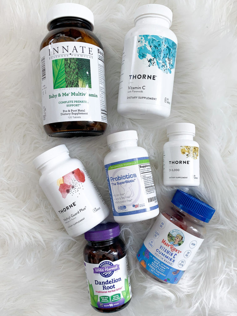 The Best Vitamins To Boost Your Immune System Pregnancy Safe Katie S Bliss