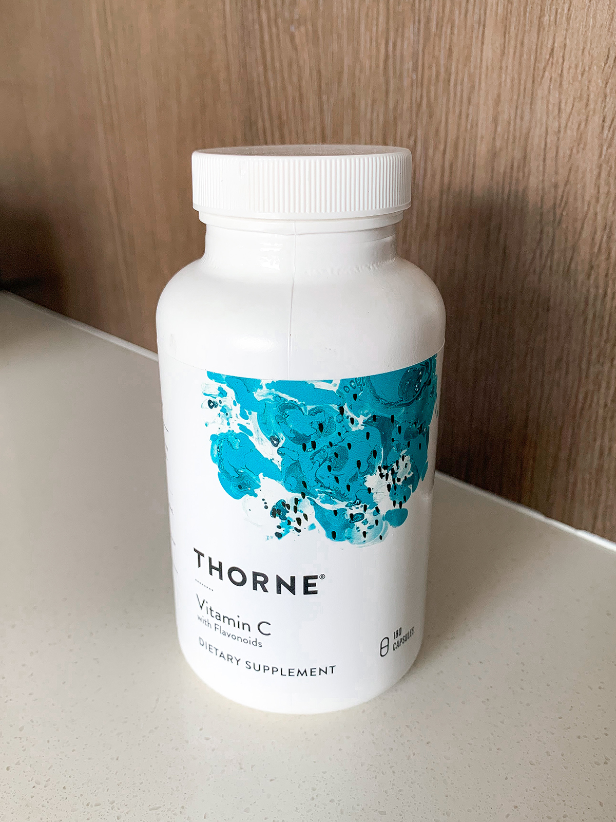 Thorne Vitamin C Supplement