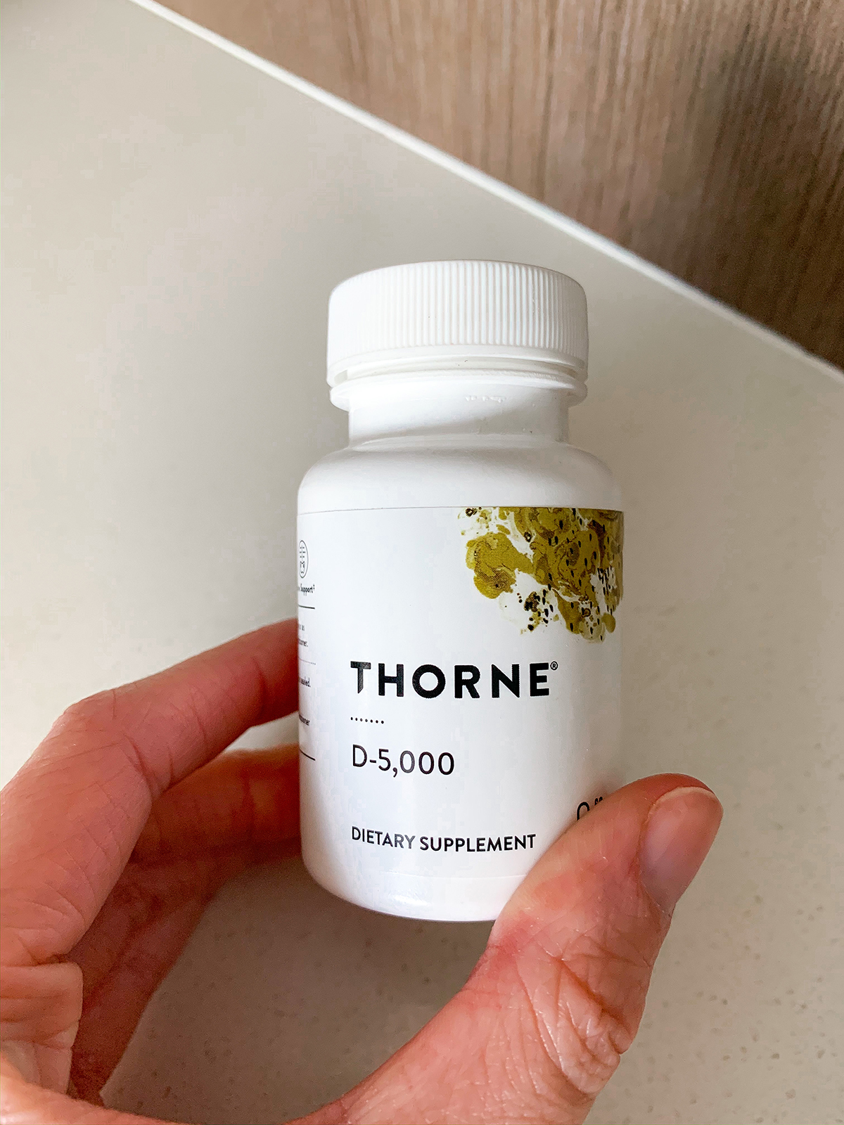 Throne D-5000 Supplement