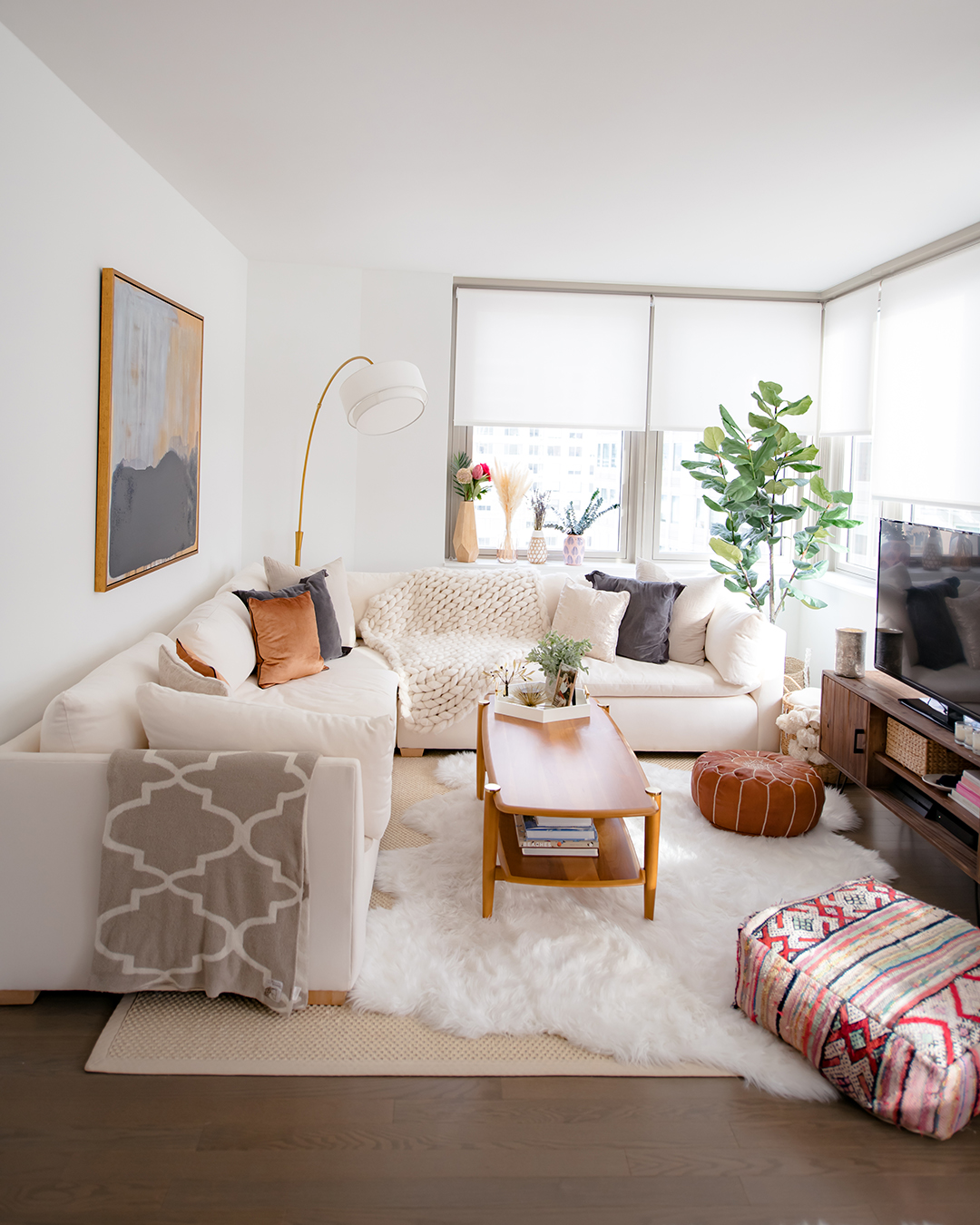 Katies Bliss Living Room Tour