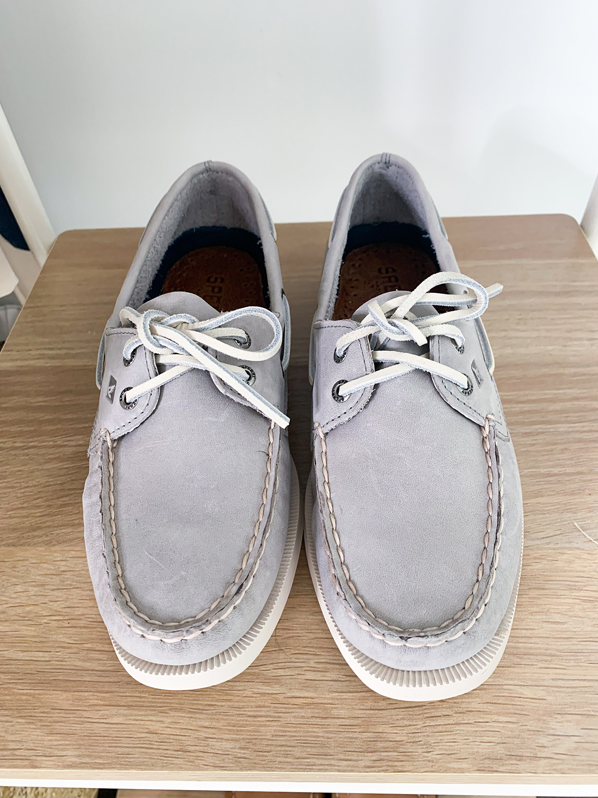Sperry Women's Authentic Original Boat Shoe Gray