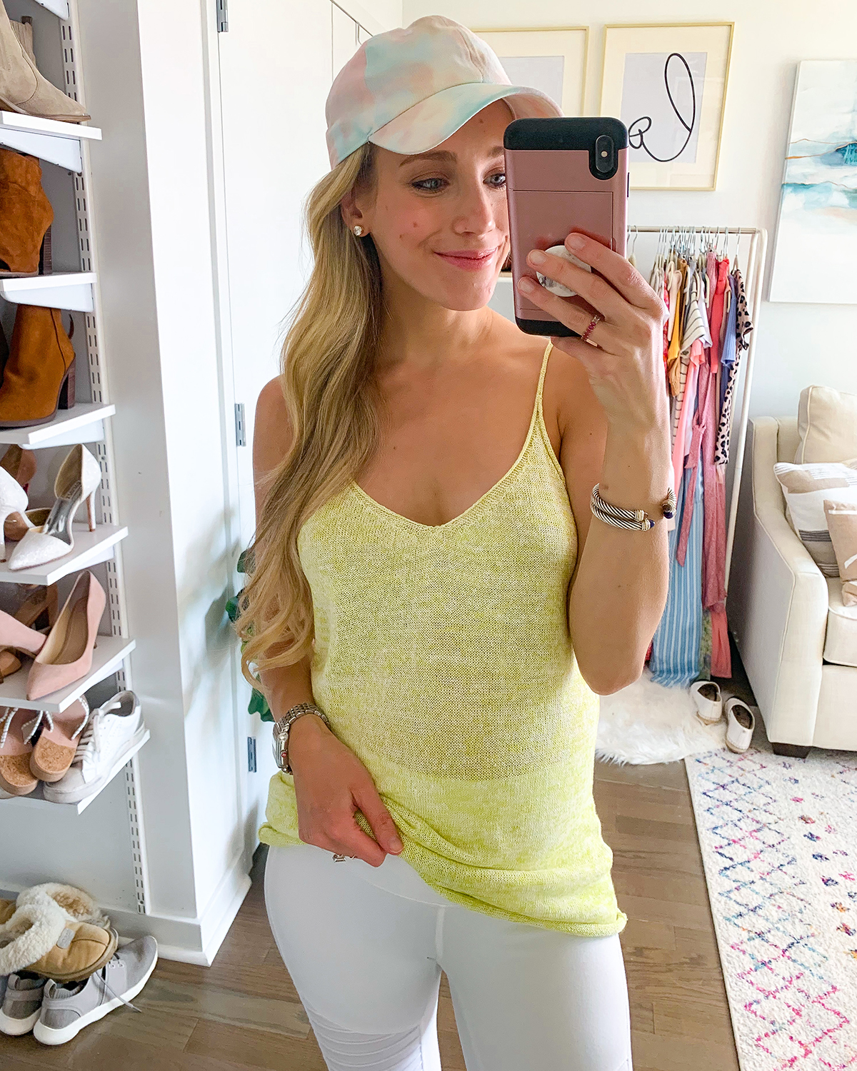 Anthropologie Tomasa Knit Tank