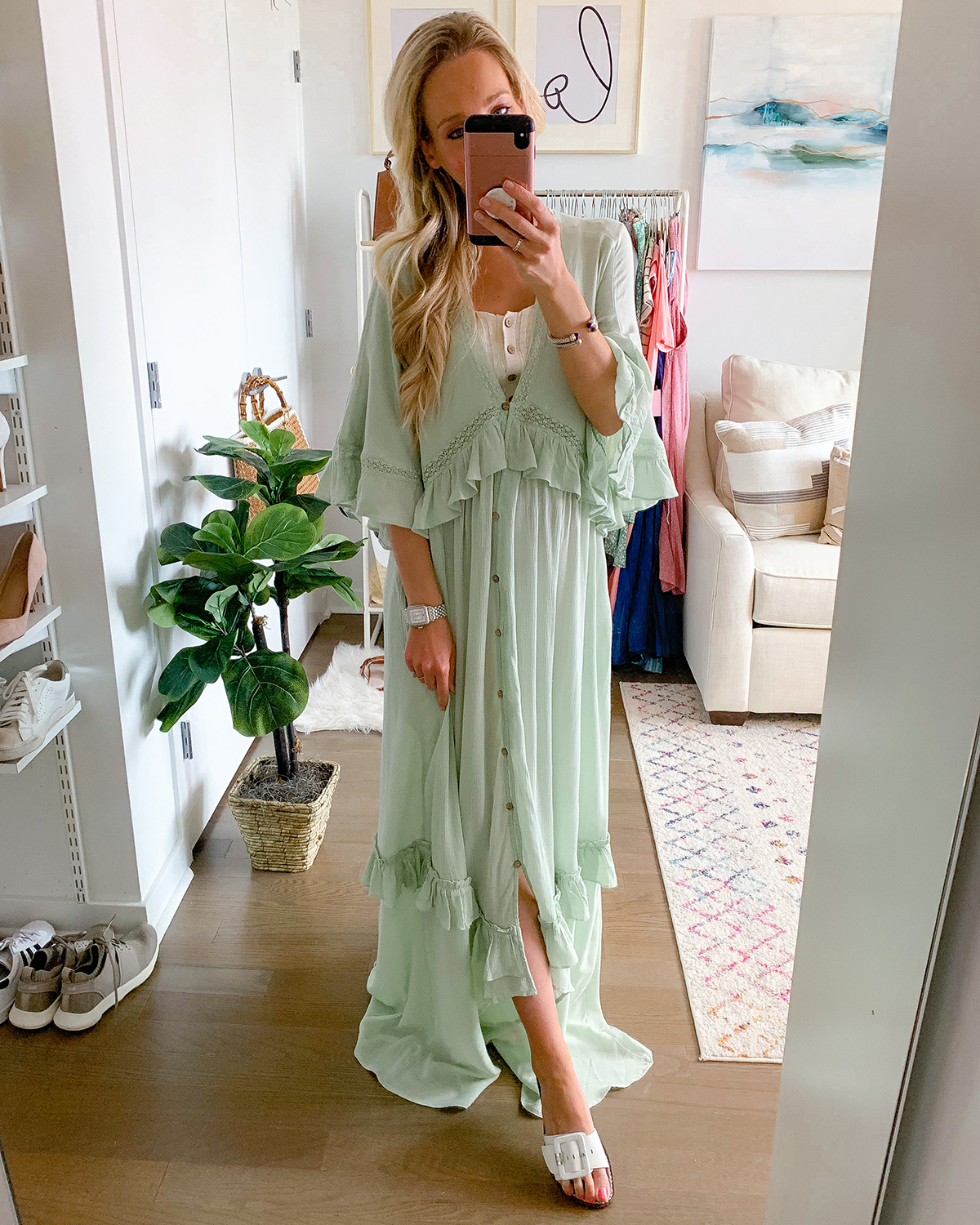 Free People Paradiso Maxi Dress