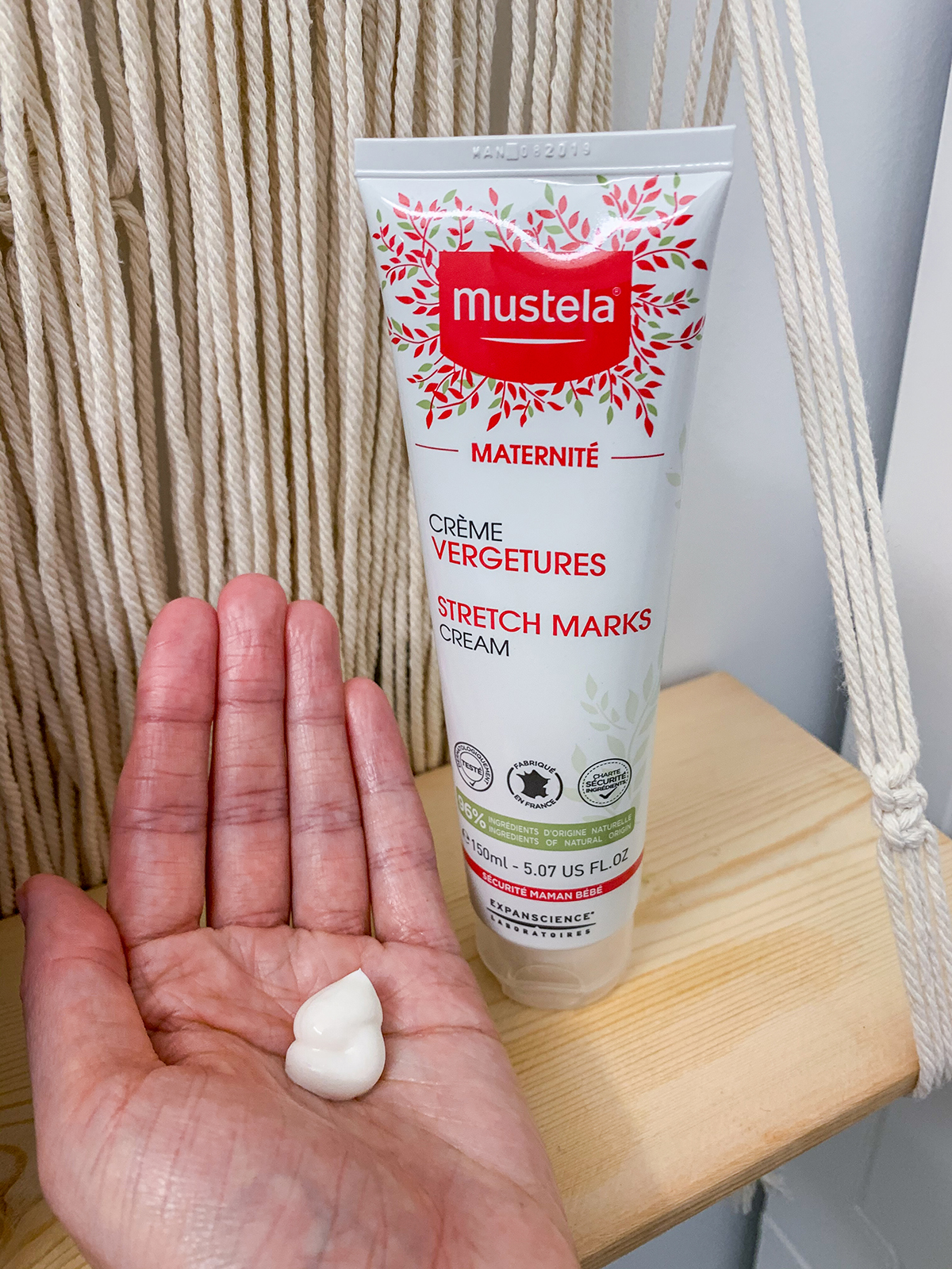 Katies Bliss Stretch Mark and Moisturizing Products Mustela