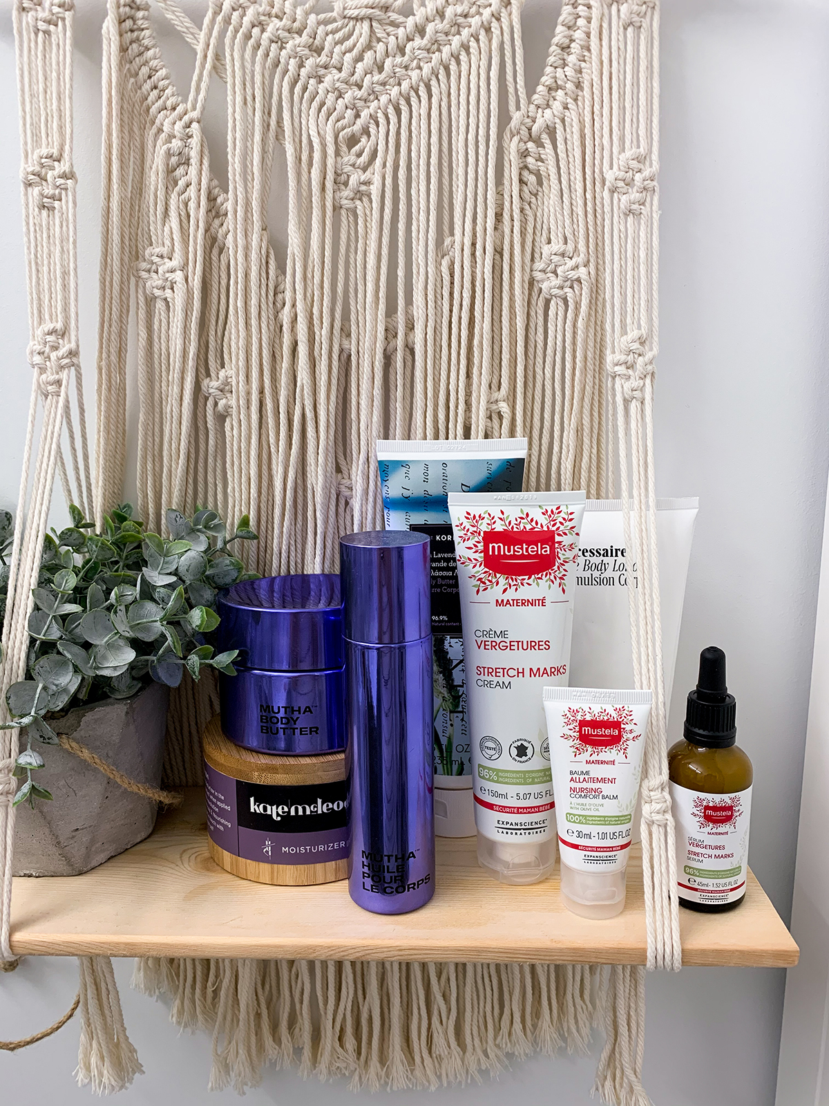 Katies Bliss Stretch Mark and Moisturizing Products