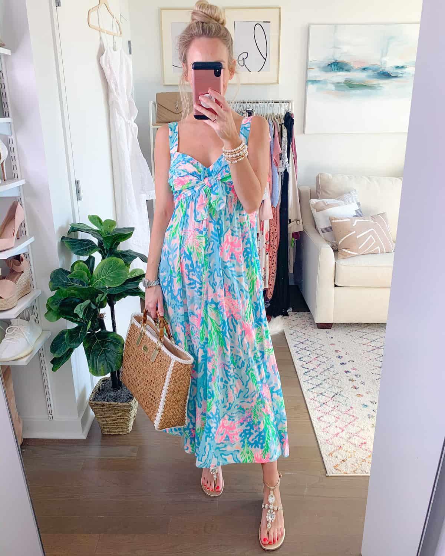 Lilly Pulitzer Sabrinah Midi Dress