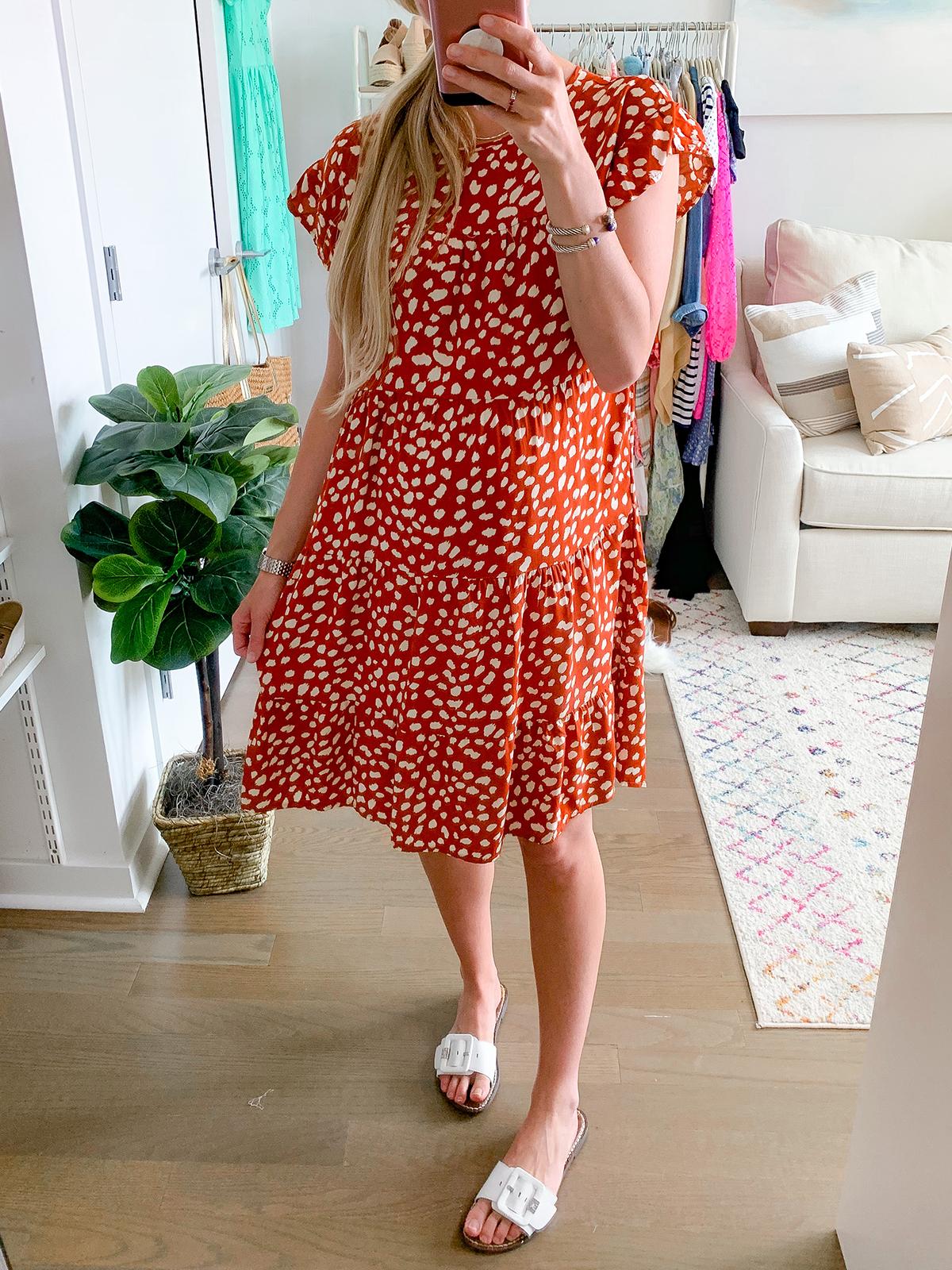 Summer Tunic Dress