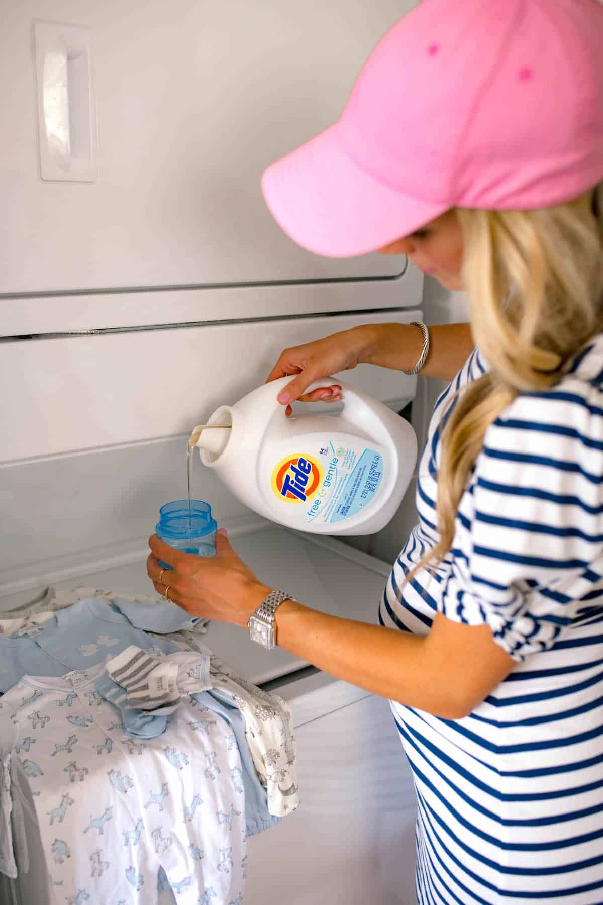 Tide Free and Gentle Detergent Review
