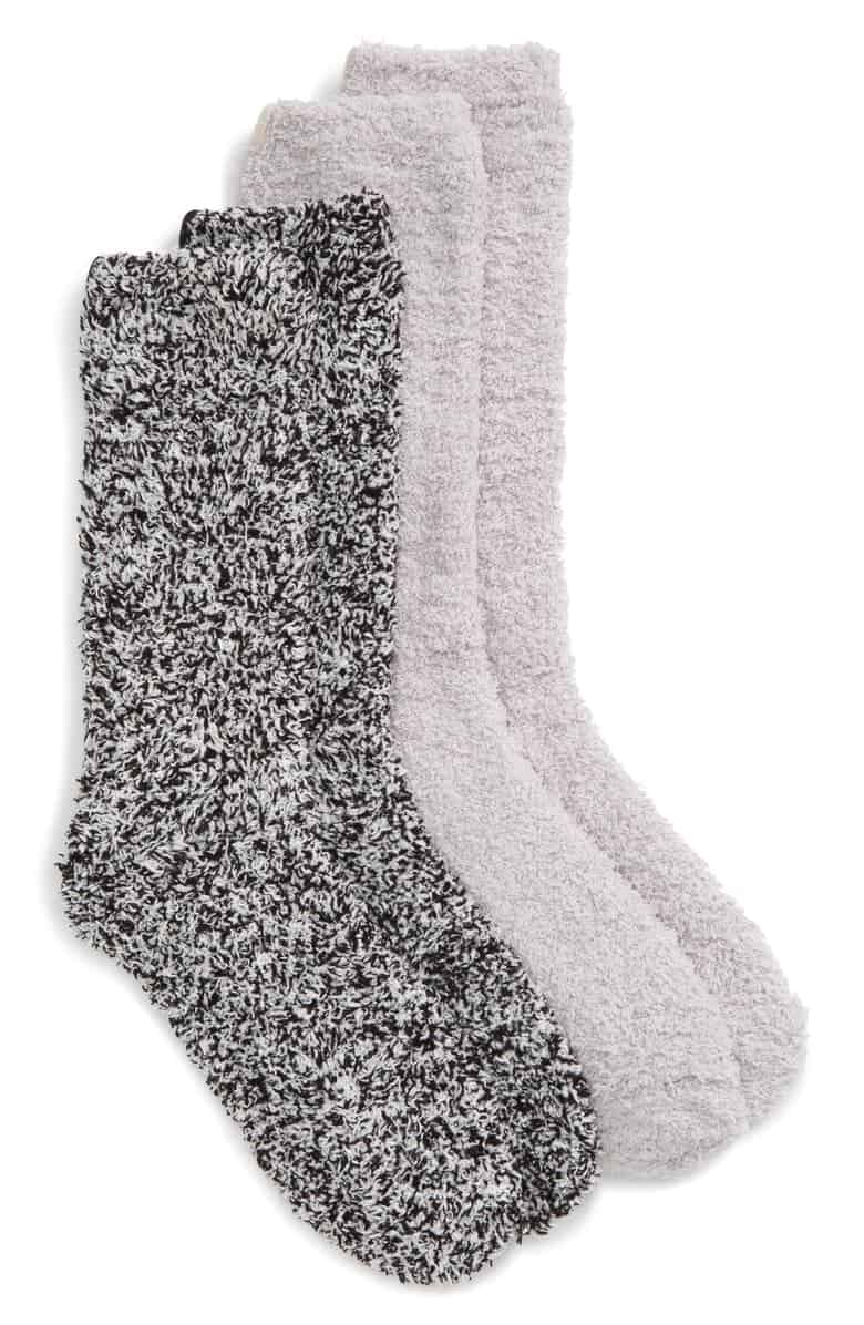 Barefoot Dreams Barefoot Dreams 2-Pack CozyChic Socks