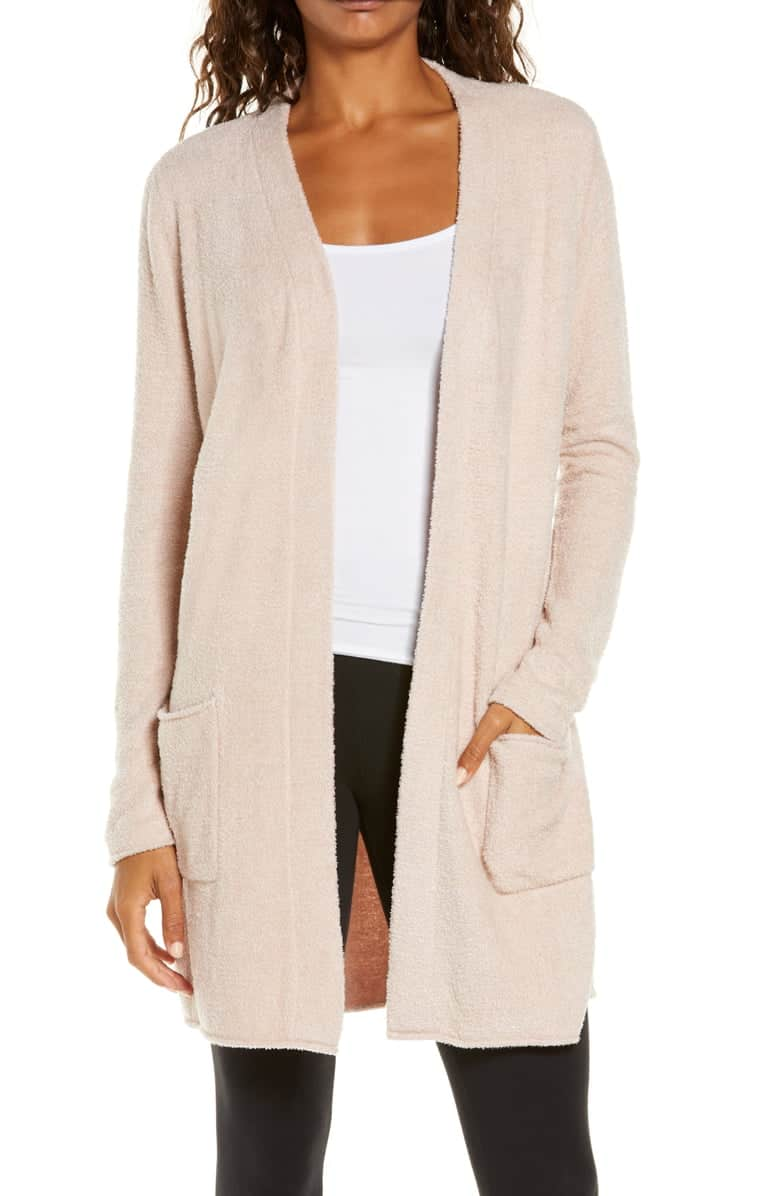 Barefoot Dreams CozyChic Lite Long Cardigan