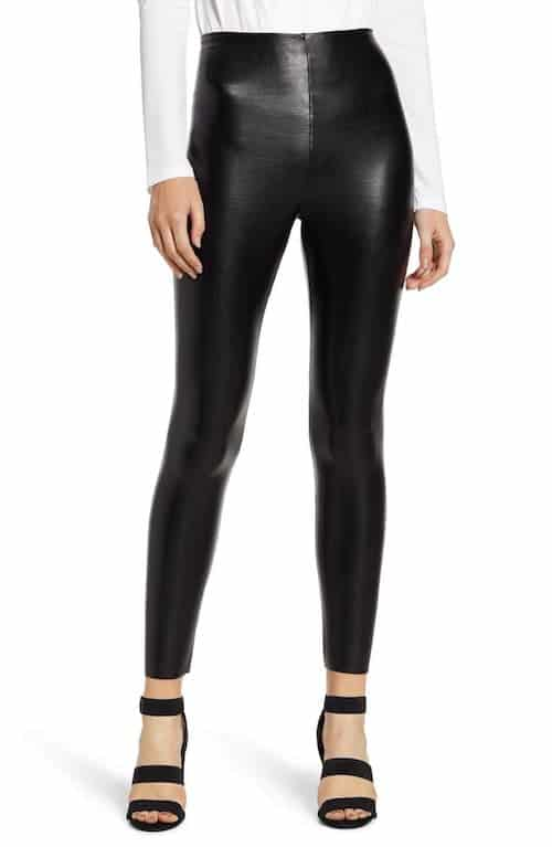 Commando Faux Leather Leggings